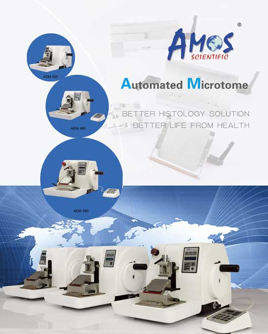 Automated Microtome
